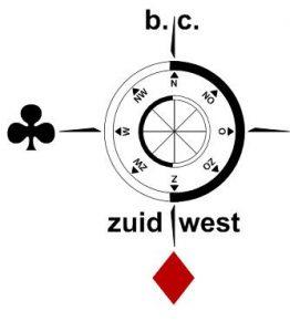 B.C. Zuid-West logo
